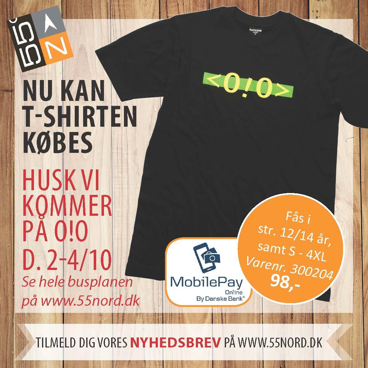 Køb en OIO T-shirt